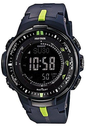 Casio (カシオ) - [カシオ]CASIO 腕時計 PROTREK プロトレック PRW-3000-2 ネイビー メンズ [逆輸入モデル]